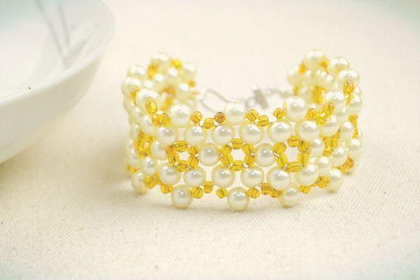 Comment Faire Un Bracelet En Perles Avec Un Fermoir T Comment