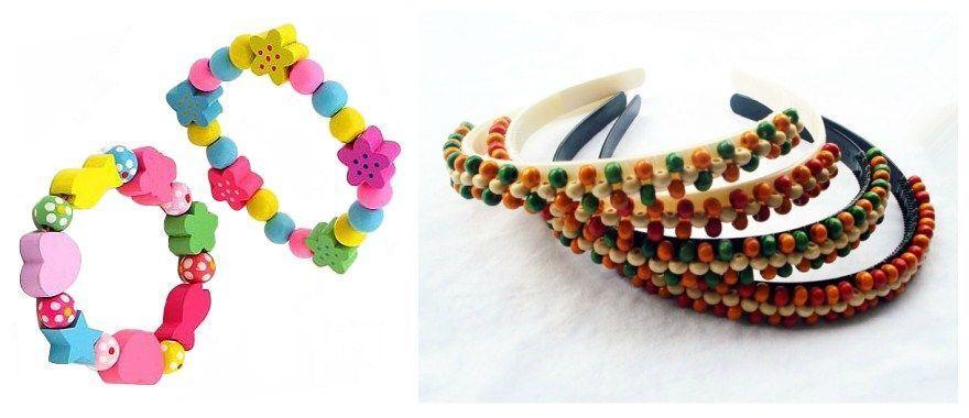 Des artisanats en perle plastique pour les enfants - Perle pour enfant ...